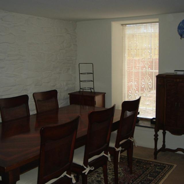 interior of Apt. 10 2